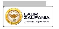 Certyfikat Laur Zaufania